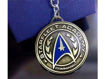 """Nyckelring Star Trek """"Starfleet Academy"""" Mycket fin - Helsingborg - Nyckelring Star Trek """"Starfleet Academy"""" Mycket fin - Helsingborg"""
