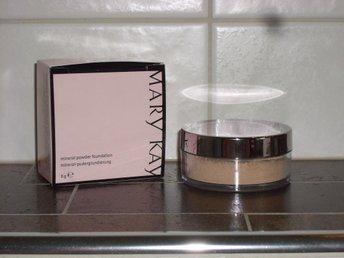 Mary Kay mineral powder foundation, ivory 1, 02/19 - Forsa - Mary Kay mineral powder foundation, ivory 1, 02/19 - Forsa