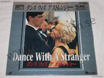 DANCE WITH A STRANGER - WIDESCREEN JAPAN LD