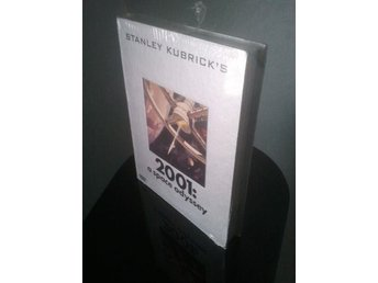 2001: A SPACE ODYSSEY (Stanley Kubrick) *Collector's Edition* OOP!! - Tumba - 2001: A SPACE ODYSSEY (Stanley Kubrick) *Collector's Edition* OOP!! - Tumba