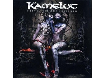 KAMELOT - POETRY FOR THE POISONED (CD 2010)