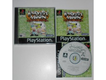 PlayStation/PS1: Harvest Moon: Back to Nature