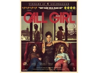 Call Girl (Blu-ray) UTGÅNGEN