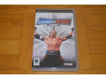 Smackdown Vs Raw 2007 - PlayStation Portable PSP