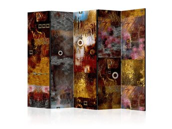 Rumsavdelare - Painted Abstraction II Room Dividers 225x172