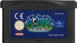 GBA - Monster Force (Beg)