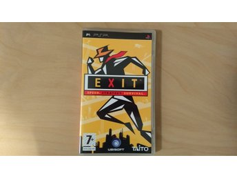 Exit Playstation Portable PSP