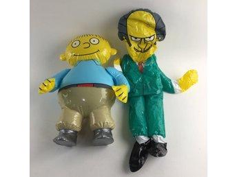 Babyleksaker, The Simpsons, Ralph, Mr. Burns, Gul/Flerfärgad - Stockholm - Babyleksaker, Modell: The Simpsons, Ralph, Mr. Burns, Färg: Gul, Flerfärgad, Säljarens kommentar: Samlarobjekt, uppblåsbar, the Simpsons, original merchVaran är i normalt begagnat skick. Om hur vi bedömmer skick: Varan säljs i befintlig - Stockholm