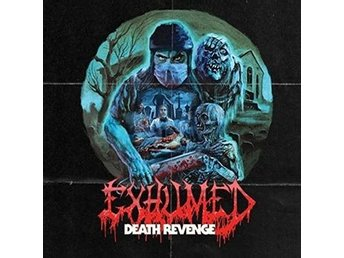 Exhumed: Death revenge (Vinyl LP)