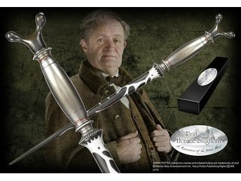 Harry Potter Slughorn Trollstav Wand Noble Collection