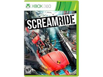 ScreamRide -  Scream Ride - Xbox 360