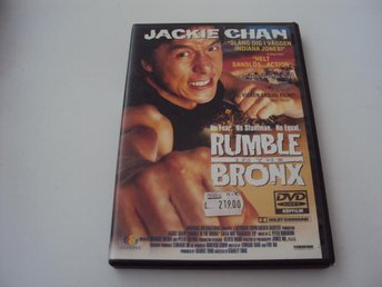 RUMBLE IN THE BRONX - JACKIE CHAN (675)