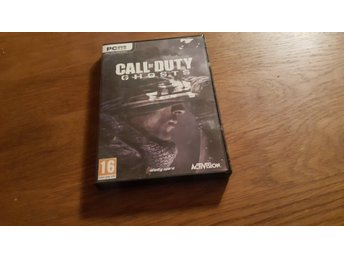 CALL OF DUTY GHOSTS PC NYTT