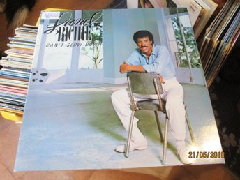 LIONEL RICHIE - CAN'T SLOW DOWN - LP