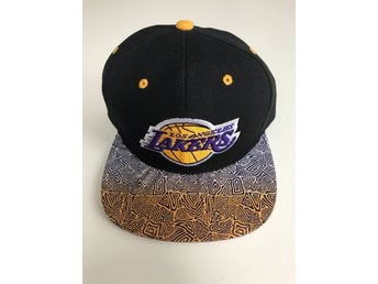 Los Angeles Lakers - Mitchell & Ness - keps (NY)