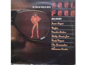 Various title* Soul Food* Funk / Soul, Disco LP Comp. UK