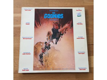 The Goonies (Vinyl LP, Soundtrack)