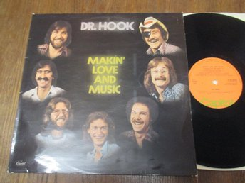 "Dr.. Hook ""Makin' Love And Music"""