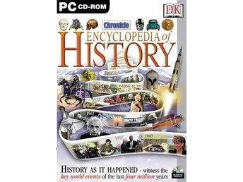 Encyclopedia of History - PC Spel