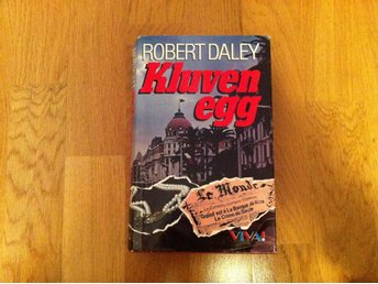 Robert Daley - Kluven egg (1985)