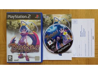 PlayStation 2/PS2: Disgaea: Hour of Darkness