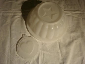 Tupperware Jelloform