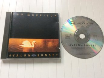 "Van Morrison CD "" avalon sunset """