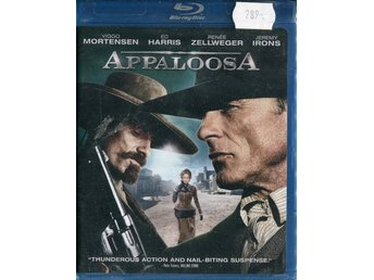 Appaloosa  2008 Region A Blu-ray NY
