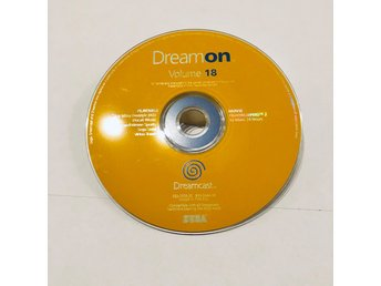 Dream On Volume 18 (Dreamcast demos & trailers)