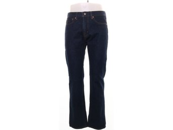 Levi Strauss & Co, Jeans, Strl: 31/32, 505, Straight Fit, Blå