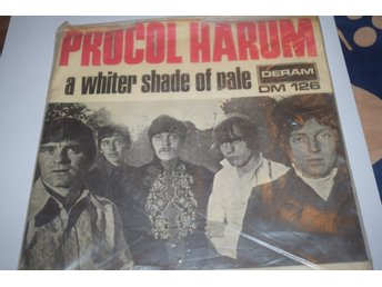 Procul Harum   A whiter shade of pale / Lime street blues