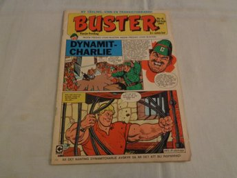 Buster nr 6 1967