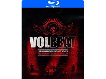 Volbeat: Live from beyond hell/Above heaven (Blu-ray)