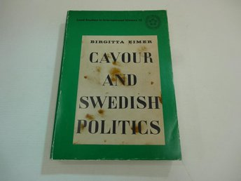 Cavour and Swedish politics