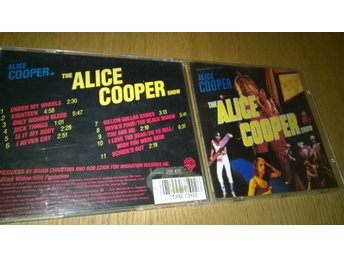 Alice Cooper - The Alice Cooper Show, CD