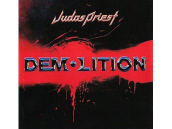 JUDAS PRIEST-Demolition-Ny Cd 2001-Heavy Metal!