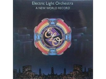 Electric Light Orchestra  titel*  A New World Record