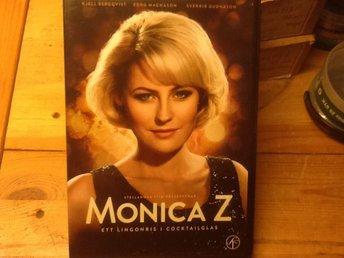 """Monica Z """"Ett lingonris i cocktailglas"""" DVD - Alingsås - Monica Z """"Ett lingonris i cocktailglas"""" DVD - Alingsås"""