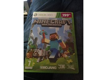 Xbox 360 minecraft , tv-spel