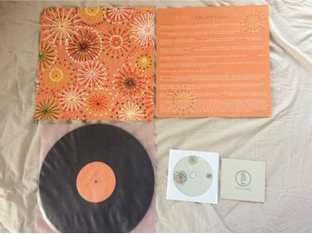 Bright Eyes - Letting off the happiness - debut-LP:n!
