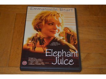 Elephant Juice - 1999 - DVD