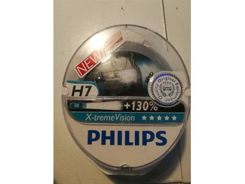 Philips X-treme Vision H7 - Gävle - Philips X-treme Vision H7 - Gävle