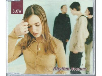 SLOW - RHYTHM AVENUE  (CD SINGLE )