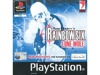 PS1 - Rainbow Six: Lone Wolf (Beg)