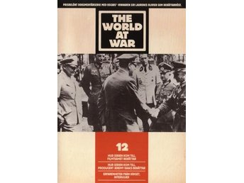 DVD - World at War # 12 (Beg)