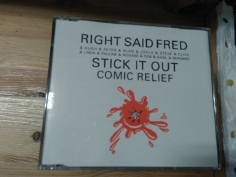Right Said Fred And Various - Stick It Out, CD