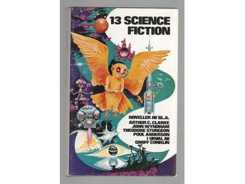 13 science fiction - Conclin