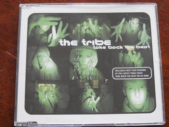 The Tribe - Take Back The Beat CD Maxi Single 2001