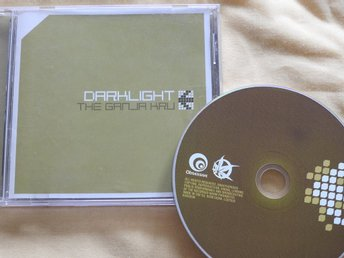 The Ganja Kru - Darklight CD (DJ Hype,Zinc,Capone,Bad Company)
