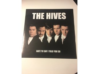 The Hives sweden 2002